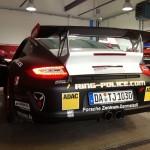 Ring Police Porsche